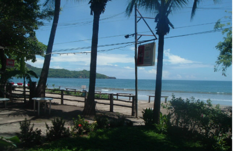 Beach at Hotel Brasilito.