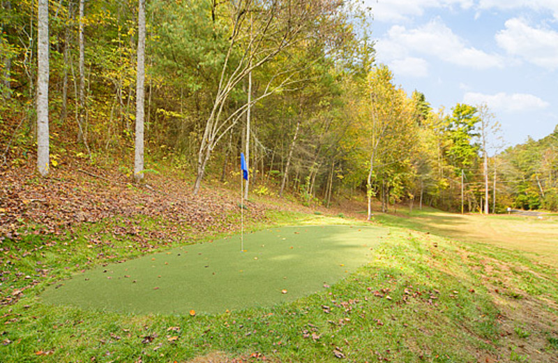 Golf Course at Little Valley Mountain Resort