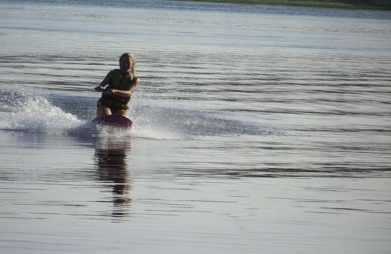 Water Skiing at Bear's Nine Pines