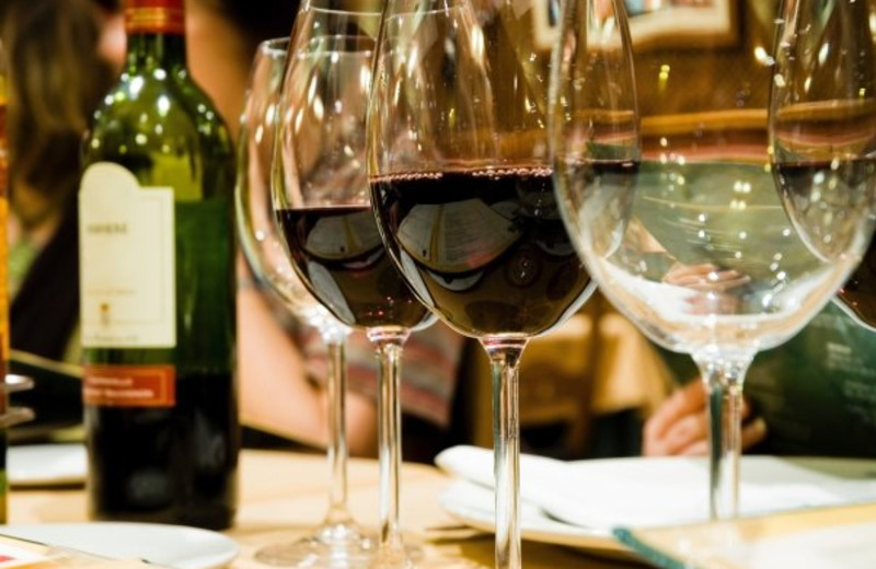 Fine Wine at The Resort at Glade Springs