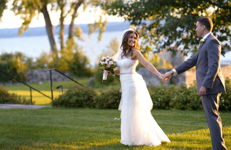 Wedding at The Inns of Aurora.