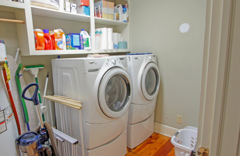 Laundry at Forest Trail 286.