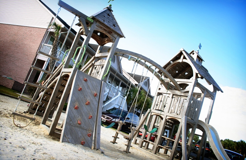 Playground at Plantation Resort.