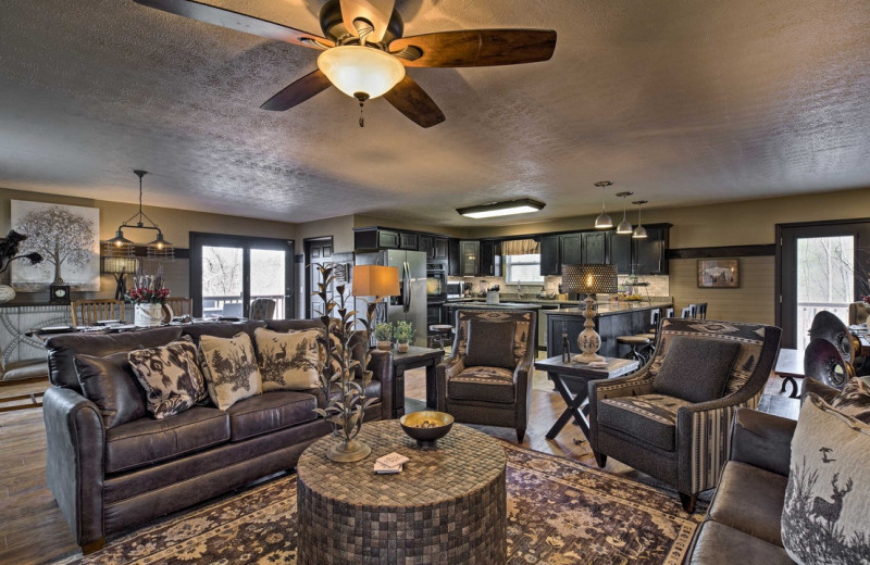 Rental interior at Eden Crest Vacation Rentals, Inc.