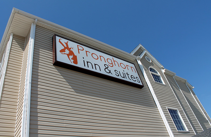 Exterior view of Pronghorn Inn & Suites - Rawlins.