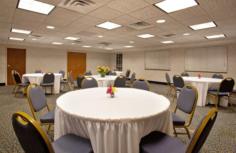 Meeting room at Holiday Inn Express Hotel & Suites - St. Joseph.