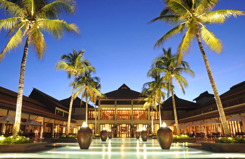 Exterior view of Furama Resort Danang.