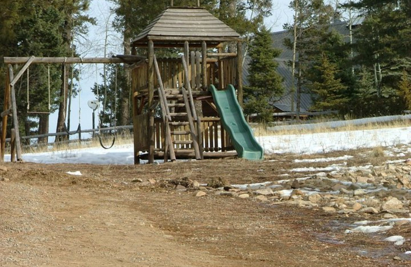 Children's Playground at Retreat at Angel Fire