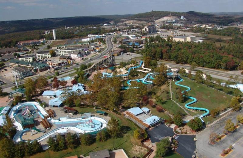White Water Water park near Rockwood Resort.