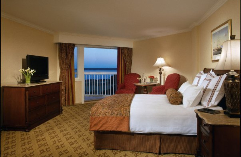Guest Room at The Samoset Resort