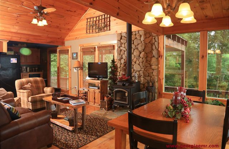 Enchanted Mountain Retreats, Inc  (Blairsville, GA) - Resort
