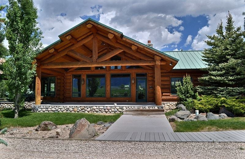Rental exterior at Cody Lodging Co.