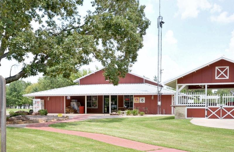 Meetings at Mill Creek Ranch Resort.
