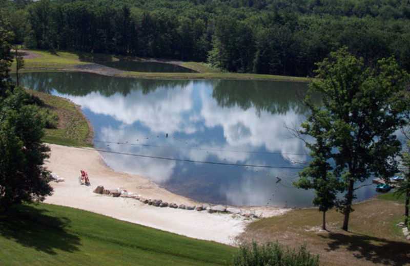 Lake at the Mountain Laurel Resort & Spa