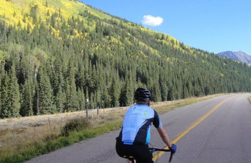 Mountain Biking at Sky Hotel