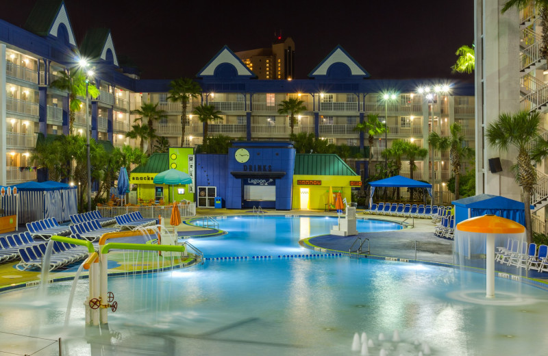 Pool at Holiday Inn Resort Orlando Suites - Waterpark.