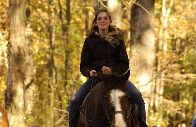 Horseback Riding at Pinegrove Ranch