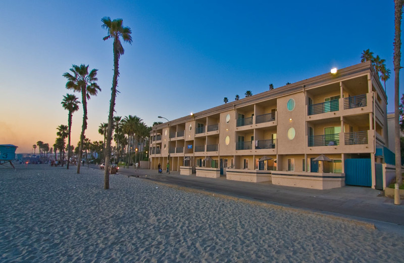 Exterior of Resort at the Southern California Beach Club