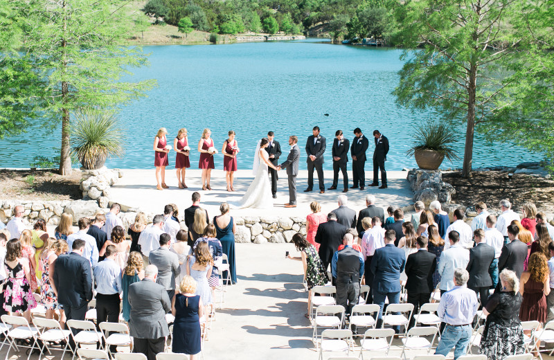 Weddings at Lonehollow.