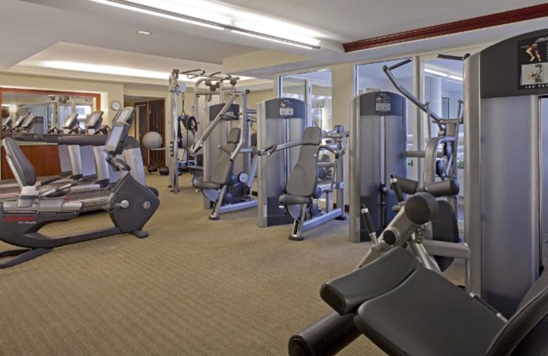 Fitness Center at Hyatt Regency Orlando International Airport