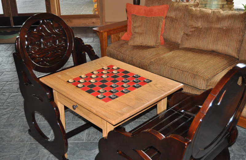 Games at Holiday Inn Club Vacations Smoky Mountain Resort.