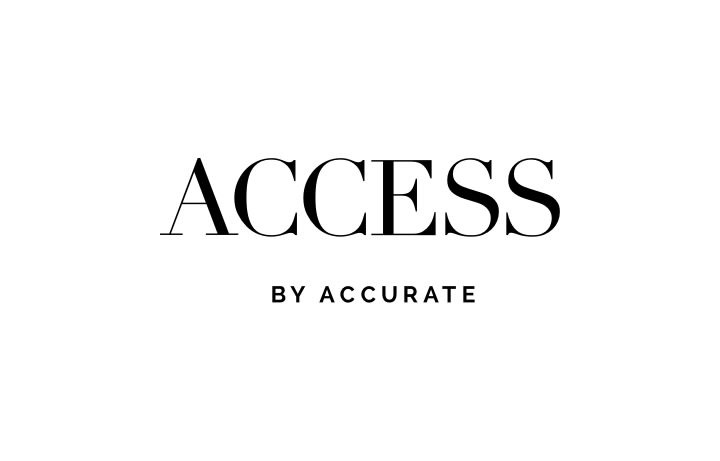 Access by Accurate Logo Design