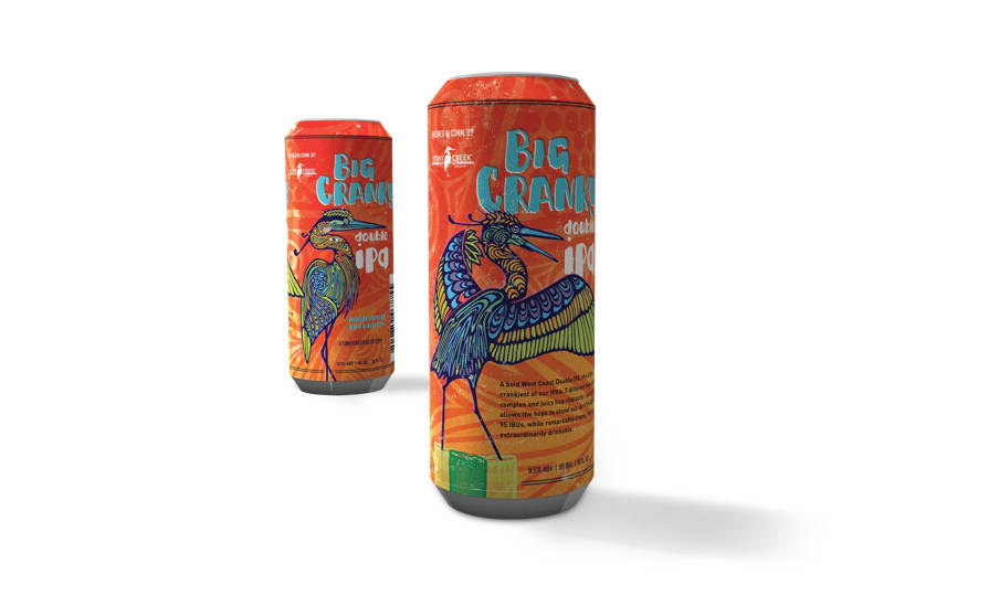 Stony Creek Cranky Series Cans