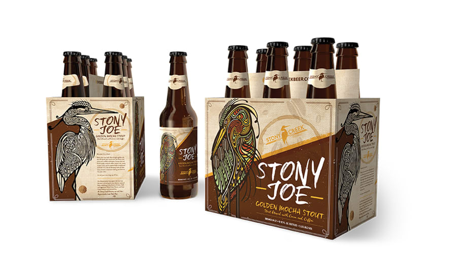 Stony Joe Series Packaging