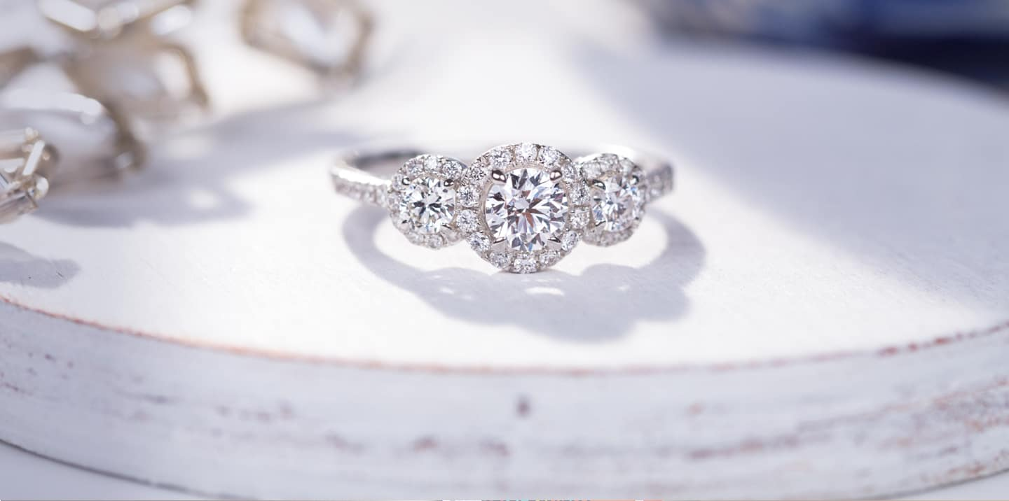 Forevermark Diamonds Ring