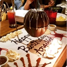 Chocolate Pinata Instagram Feed