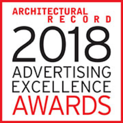 Architectural Record Advertising Excellence Award