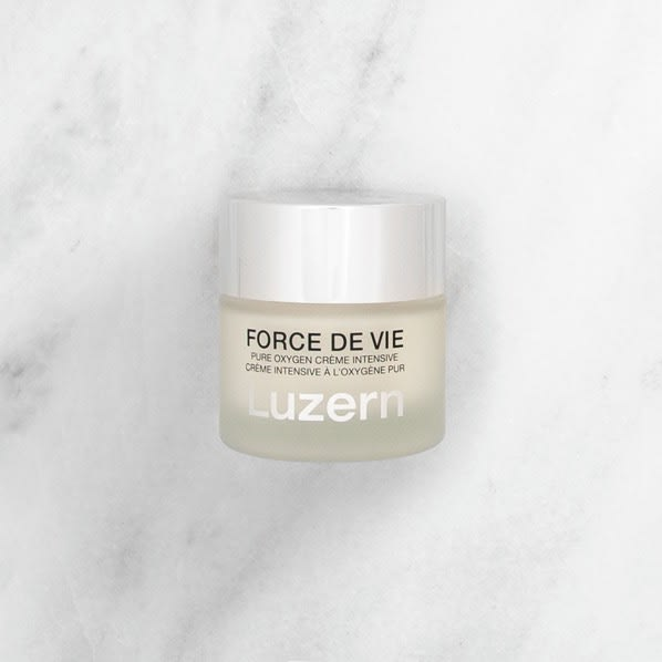 Luzern's ForceDeVie Pure O2 Creme Intensive
