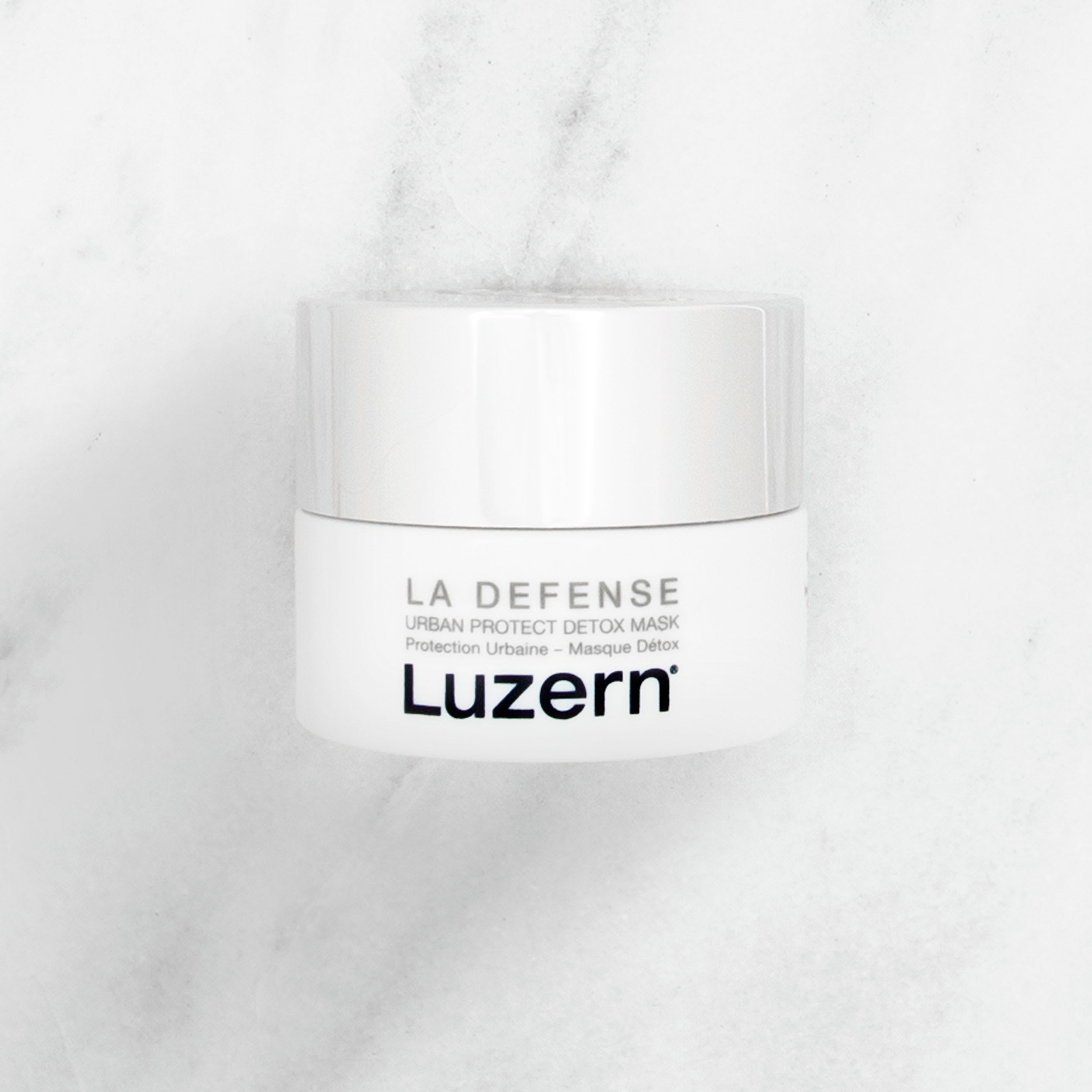 Luzern's LaDefense Urban Protect Detox Mask