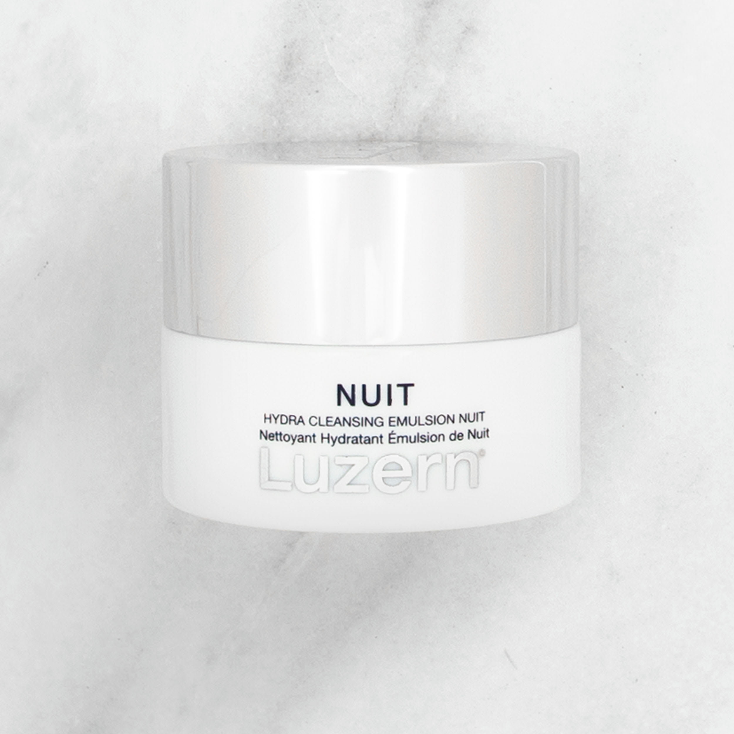 Luzern's Nuit Hydra Cleansing Emulsion