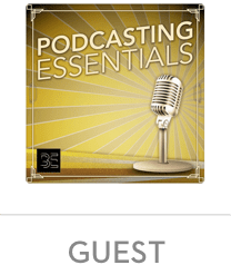 Podcasting Essentials Logo