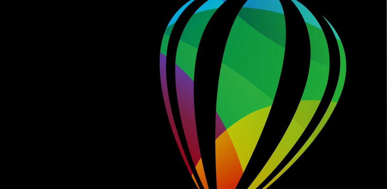 Corel Balloon Logo
