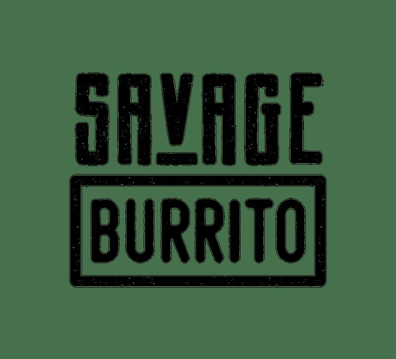 Savage Burrito Logo