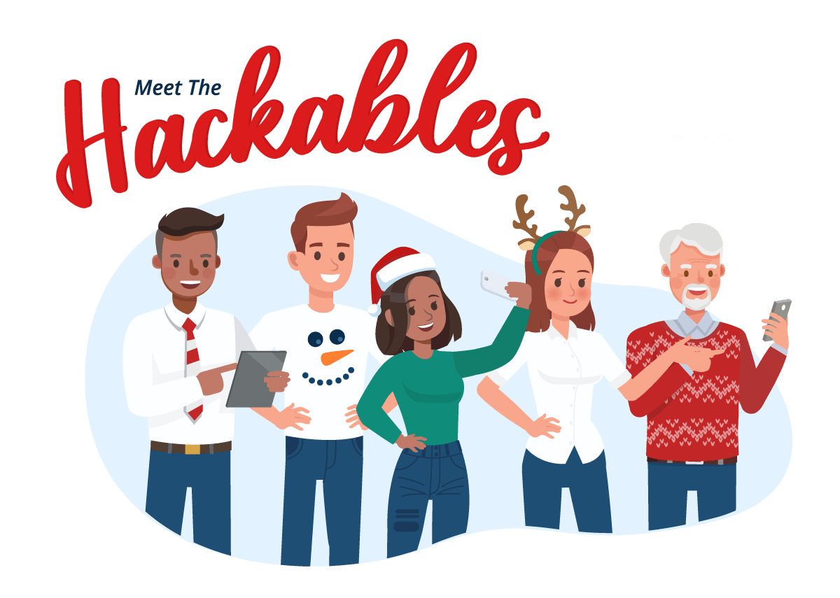 The McAfee Hackable Family