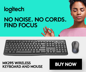 Life Without Cords Ad Keyboard