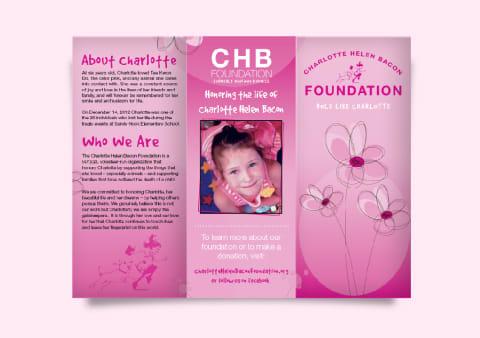 Charlotte Helen Bacon Foundation print material
