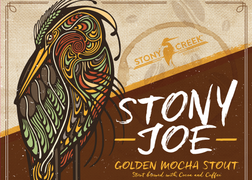 Stony Creek Stony Joe Packaging