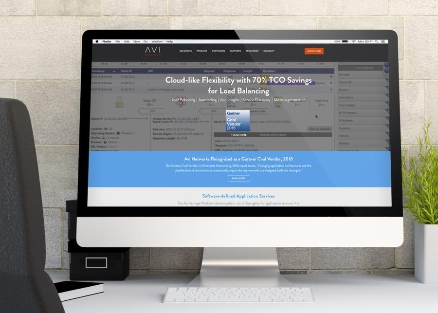 Avi Website