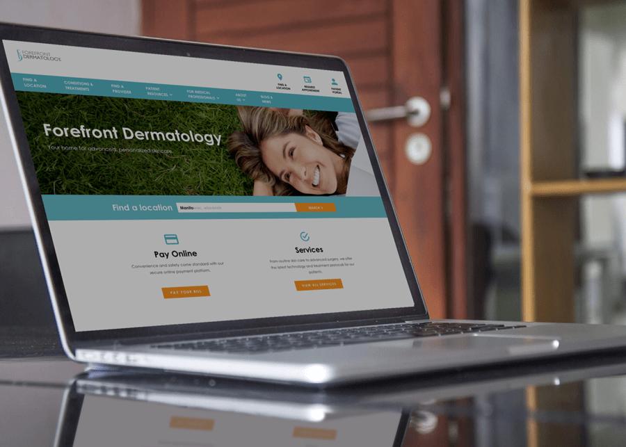 Forefront Website