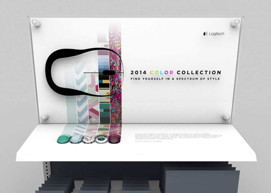 Color Collection In-Store