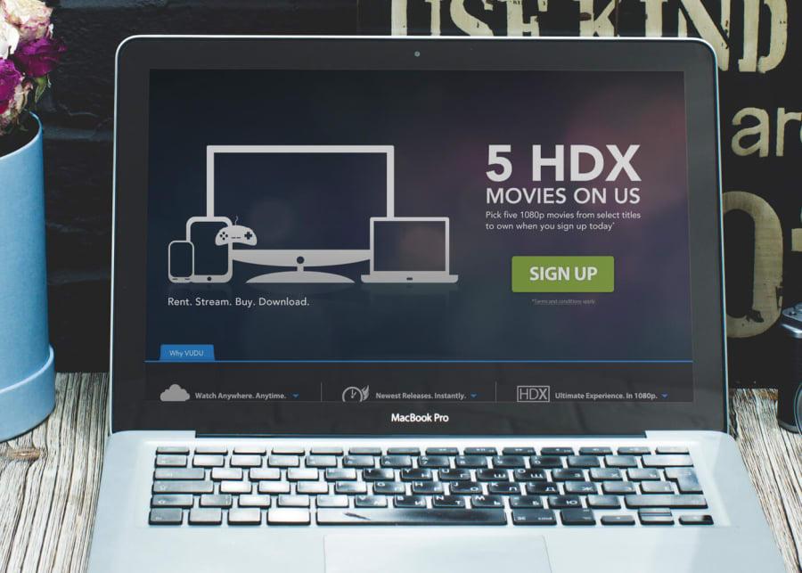 HDX Bundle Landing Page Development
