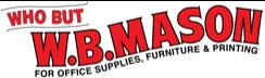 Logo: WB Mason