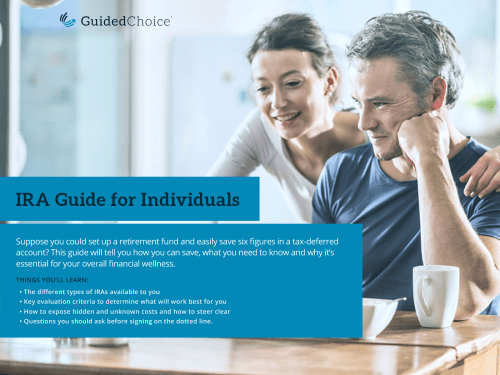 IRA Buyers Guide for Individuals