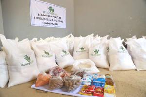 FOOD PACKS FOR ROHINGYA