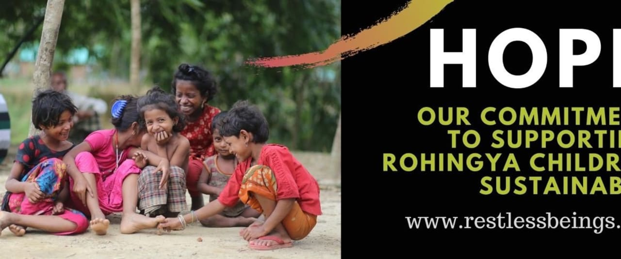 Rohingya Children Centres