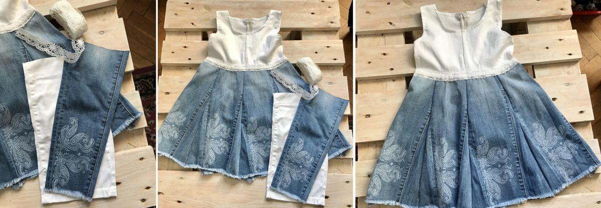 Hogyan készítsünk gyerekeinknek új ruhát a régi felhasználásával! | Rethy-Fashion